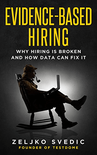 Evidence Based Hiring cover